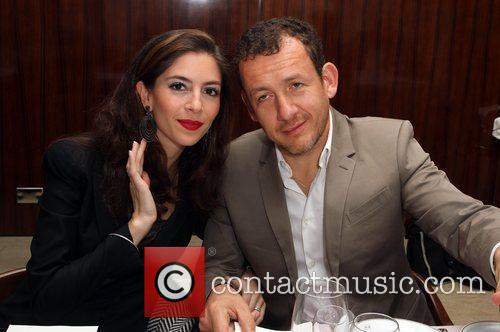 Dany Boon with wife Yael Harris The Wrap.com...