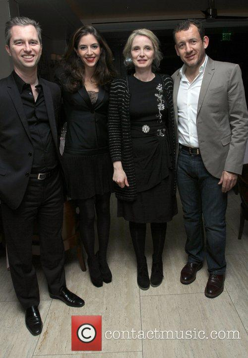 David Matinon, Yael Harris, Julie Delpy and Dany...