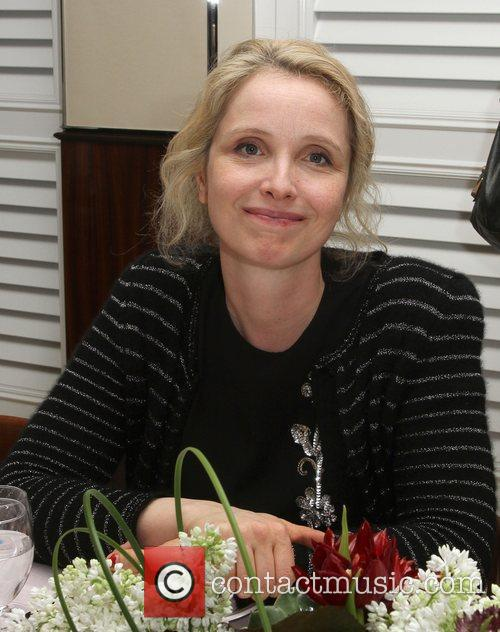 Julie Delpy The Wrap.com and Ciroc Oscar Nominee...