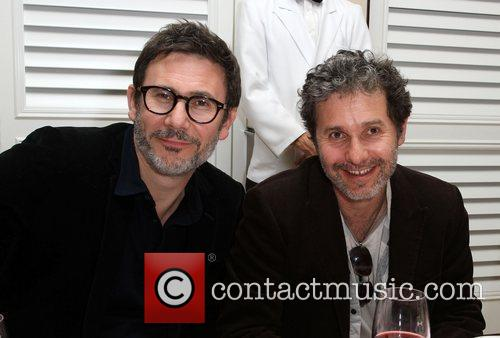 Michel Hazanavicius and Serge Hazanavicius The Wrap.com and...