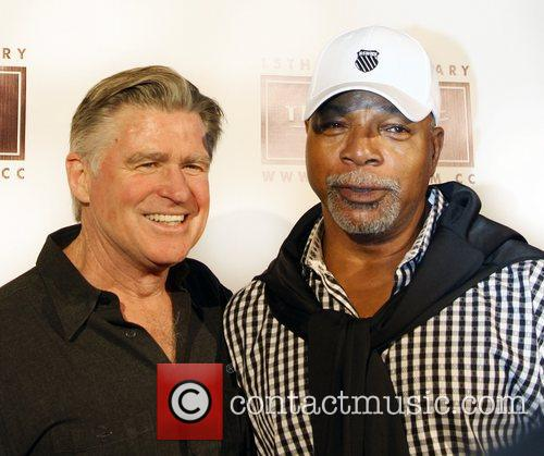 Treat Williams, Guest and Santa Monica Pier 1