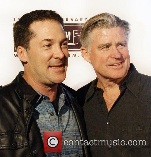Treat Williams, Guest and Santa Monica Pier 2