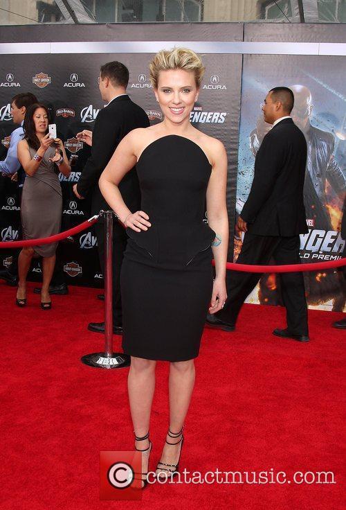 Scarlett Johansson 1