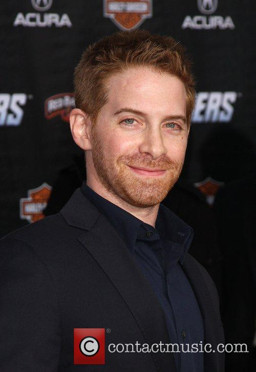 Seth Green  World Premiere of The Avengers...