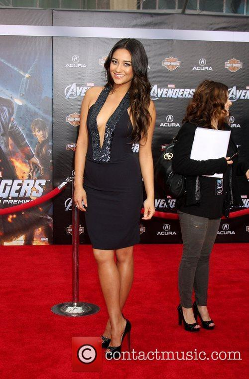 World Premiere of The Avengers at the El...