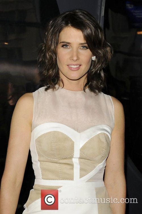 Cobie Smulders  arrival for the Canadian Premiere...