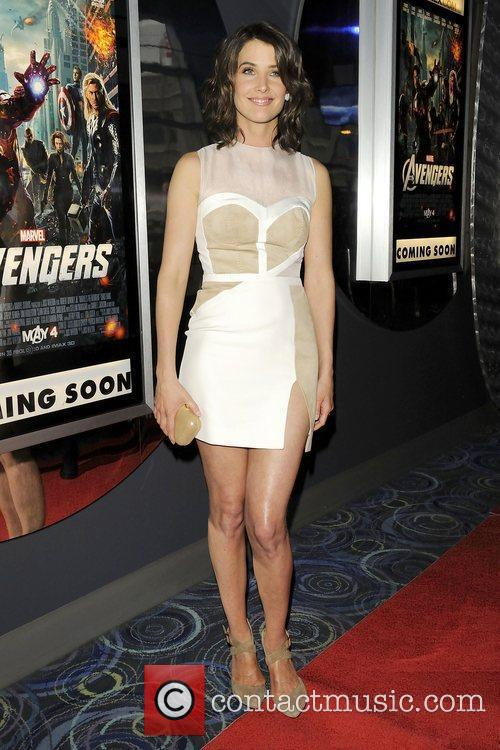 cobie smulders arrival for the canadian premiere 3855238