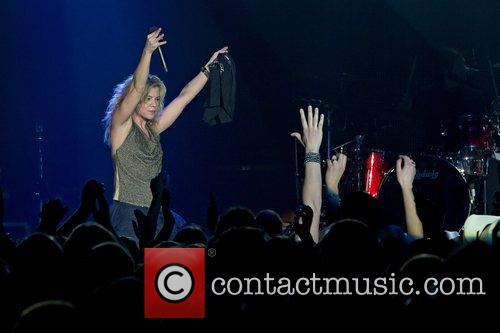 Kimberly Perry, The Band Perry and Lisebergshallen 5