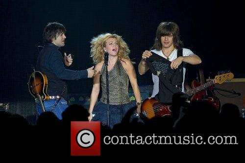The Band Perry and Lisebergshallen 4