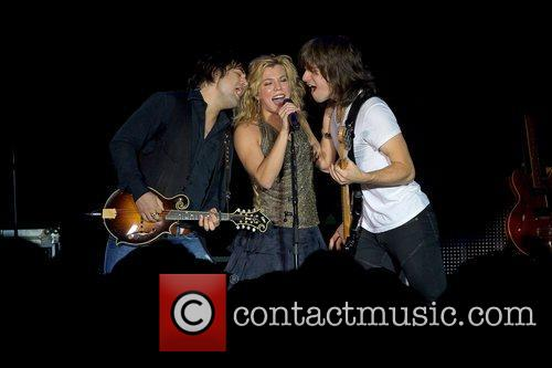 The Band Perry and Lisebergshallen 5