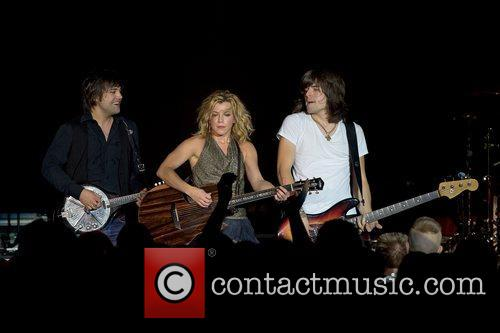 The Band Perry and Lisebergshallen 6