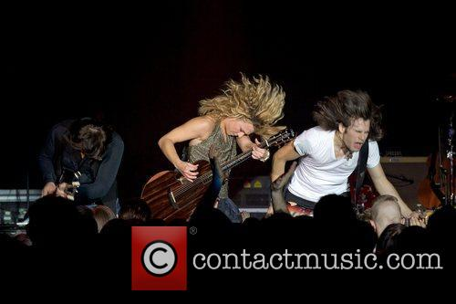 The Band Perry and Lisebergshallen 1