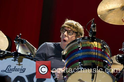 Patrick Carney and The Black Keys 1