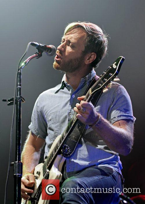 Dan Auerbach, Manchester Arena and Black Keys 3