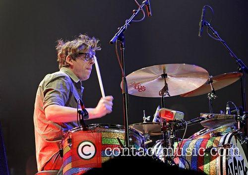 Patrick Carney, Manchester Arena and Black Keys 5