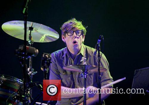 Patrick Carney, Manchester Arena and Black Keys 2