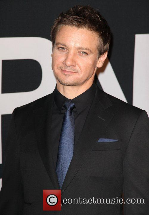 Jeremy Renner and Ziegfeld Theatre 6