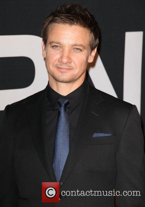 Jeremy Renner and Ziegfeld Theatre 9
