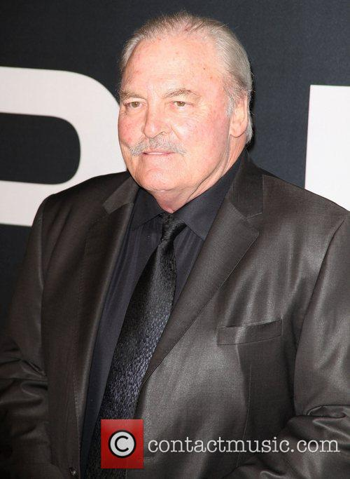 Stacy Keach and Ziegfeld Theatre 5