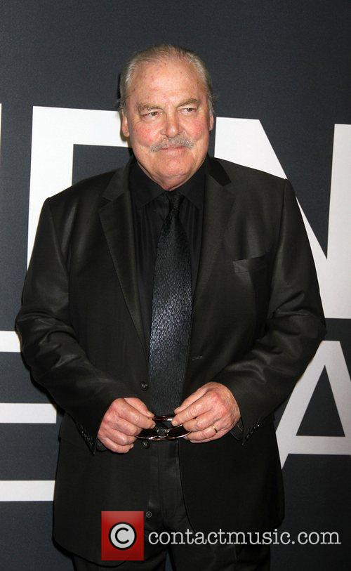 Stacy Keach and Ziegfeld Theatre 4