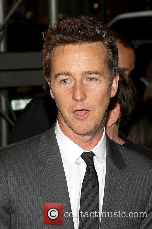 Edward Norton, The Bourne Legacy Premiere