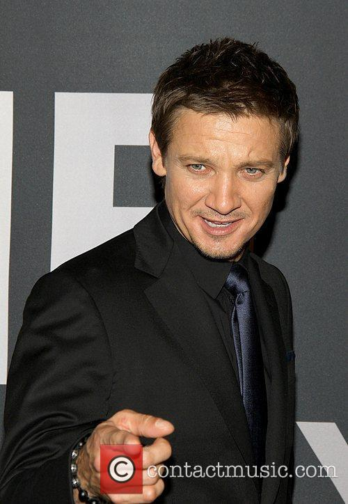 Jeremy Renner and Ziegfeld Theatre 15