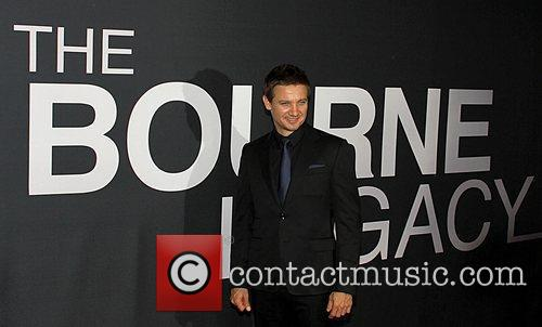 Jeremy Renner and Ziegfeld Theatre 21
