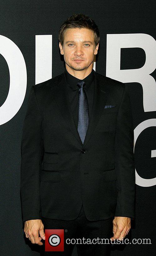 Jeremy Renner and Ziegfeld Theatre 22