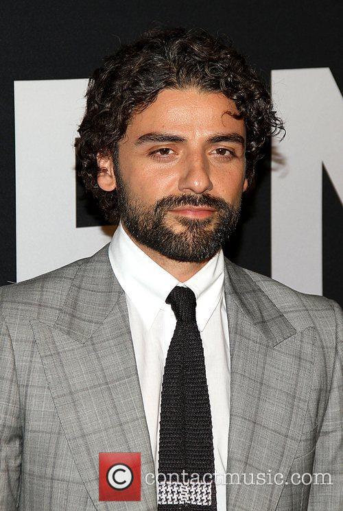 Oscar Issac,  at the Universal Pictures world...