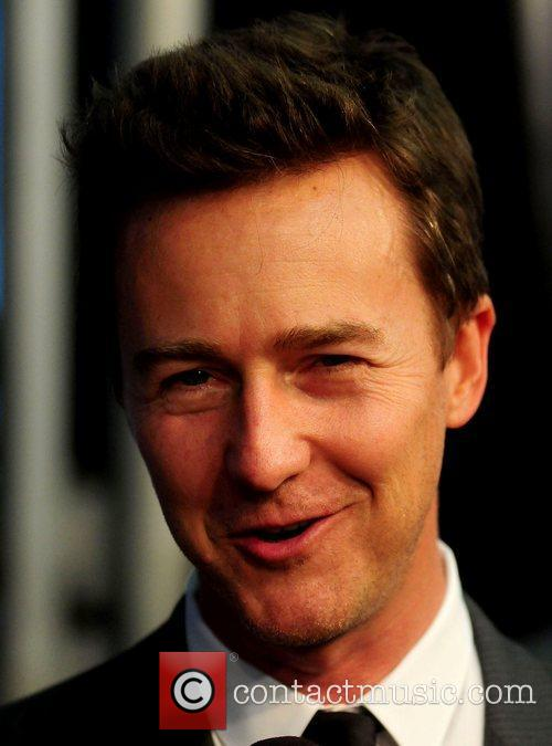 Edward Norton Universal Pictures world premiere of 'The...