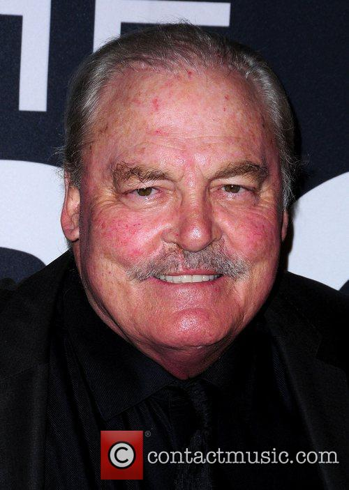 Stacy Keach and Ziegfeld Theatre 9