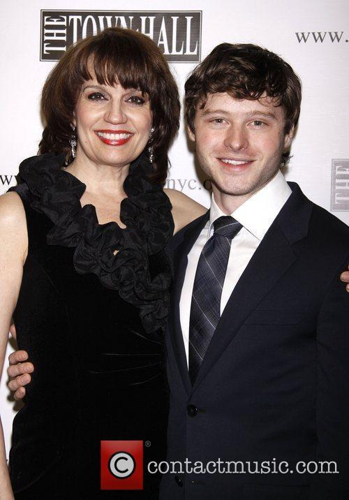 Beth Leavel and Bobby Steggert  'The Broadway...