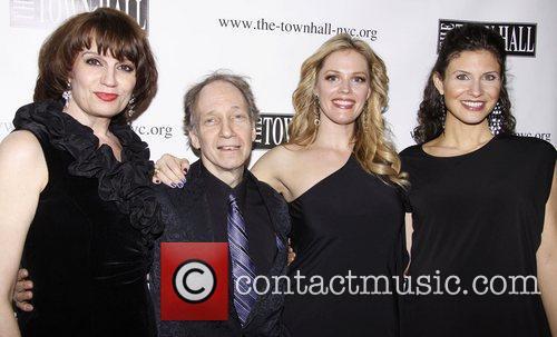 Beth Leavel, Scott Siegel, Elizabeth Stanley and Jenny...