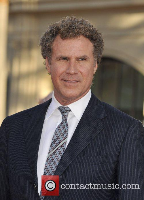 Will Ferrell and Grauman's Chinese Theatre 4