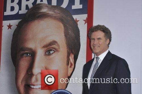 Will Ferrell and Grauman's Chinese Theatre 5
