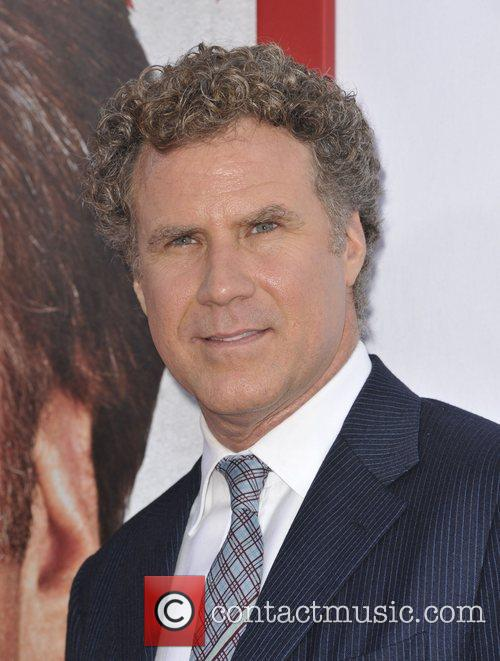 Will Ferrell and Grauman's Chinese Theatre 1