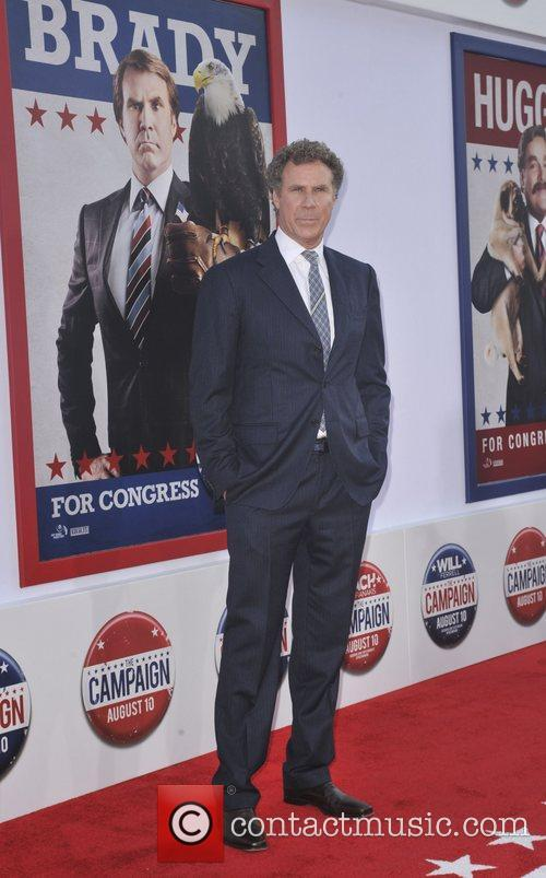 Will Ferrell and Grauman's Chinese Theatre 7