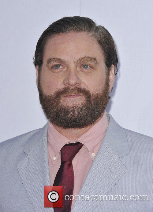 Zach Galifianakis and Grauman's Chinese Theatre 4