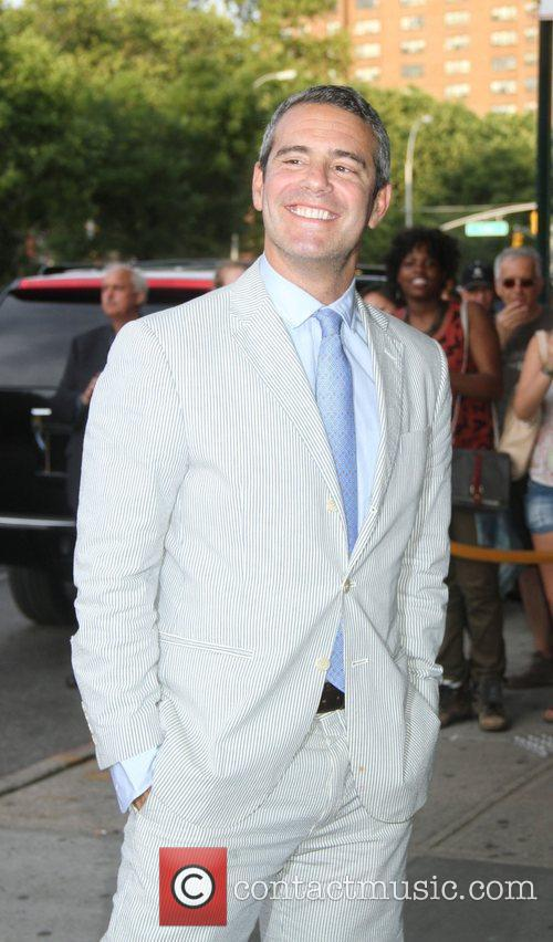 Andy Cohen Screening of 'The Campaign' at the...