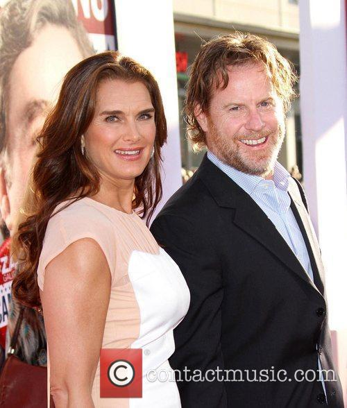Brooke Shields and Chris Henchy 1