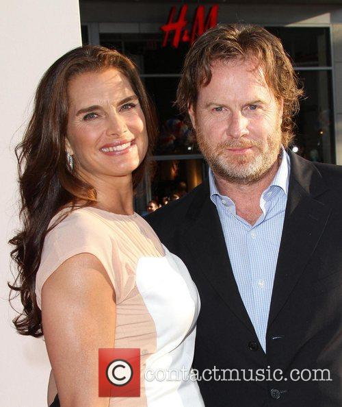 Brooke Shields and Chris Henchy 3