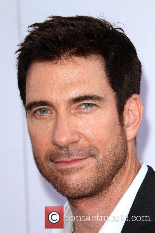 Dylan McDermott Los Angeles Premiere of 'The Campaign'...