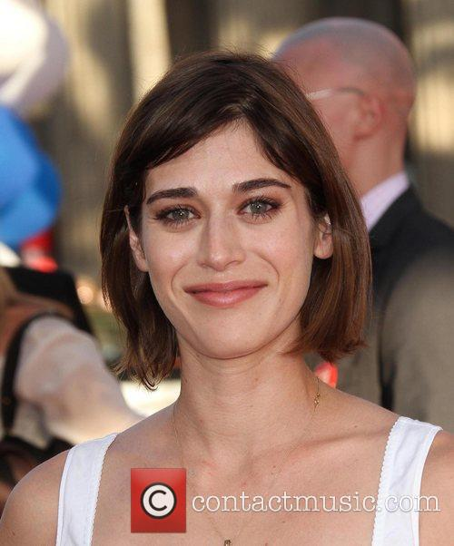 Lizzy Caplan Los Angeles Premiere of 'The Campaign'...