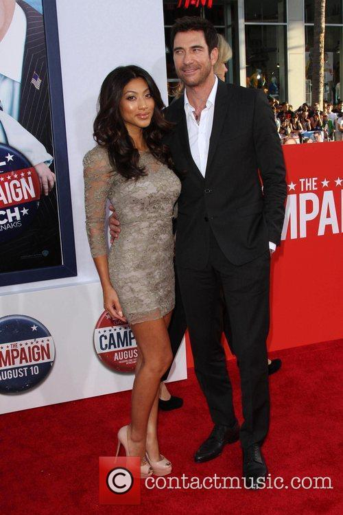 Dylan Mcdermott and Grauman's Chinese Theatre 1