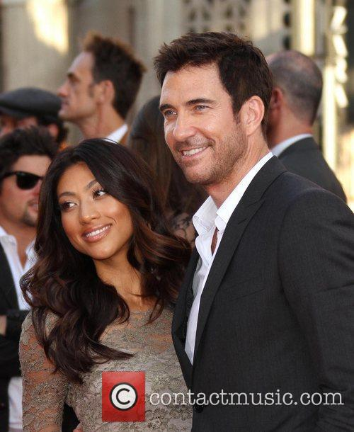 Dylan Mcdermott and Grauman's Chinese Theatre 4