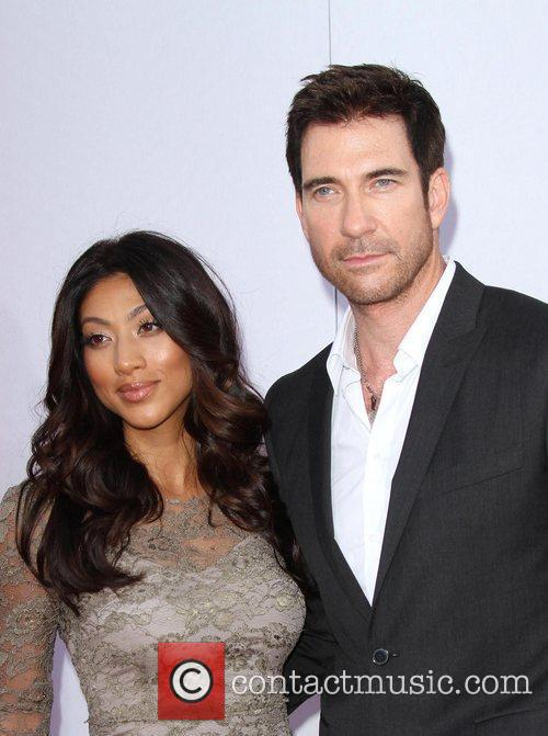 Dylan Mcdermott and Grauman's Chinese Theatre 5