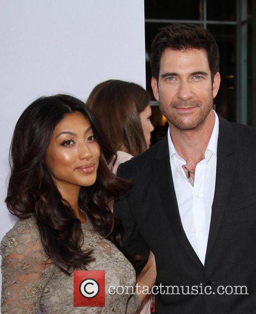 Dylan Mcdermott and Grauman's Chinese Theatre 6