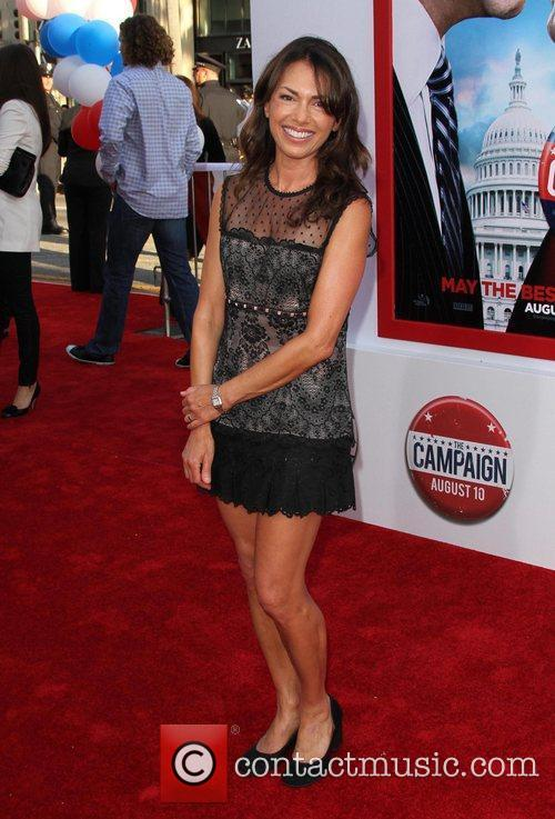 Susanna Hoffs and Grauman's Chinese Theatre 3