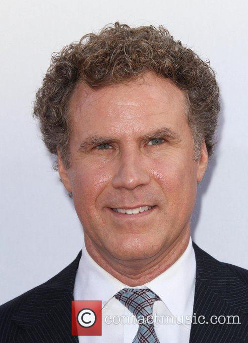 Will Ferrell and Grauman's Chinese Theatre 2