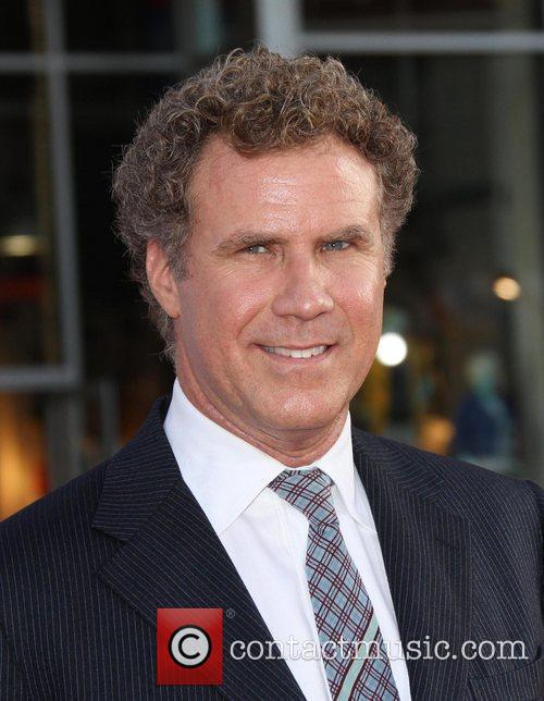 Will Ferrell and Grauman's Chinese Theatre 3